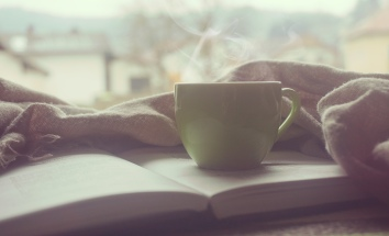 coffee-and-book