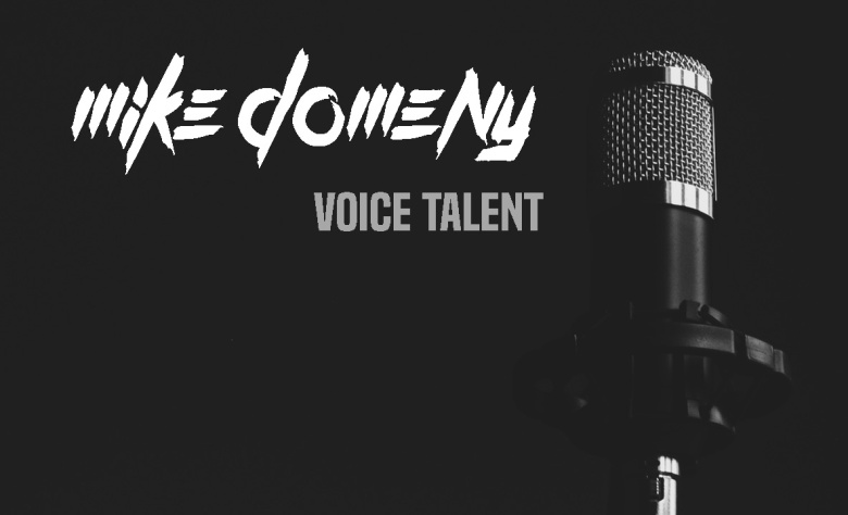 Mike Domeny VO cover art